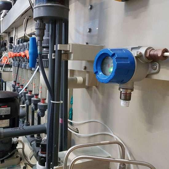 Kalibracja i serwis detektorów gazów